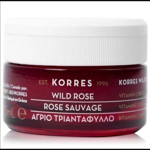 Korres wild rose brightening eye cream